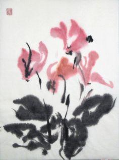 Tao Te Ching (2) Through Art   www.lilithohan.com