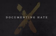 Nobody knows how many hate crimes and bias incidents take place each year in America. Help us track them.