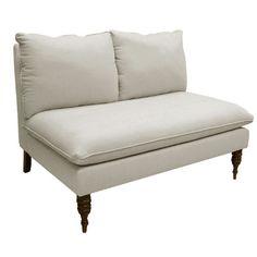 Skyline Furniture Settee Loveseat | Wayfair