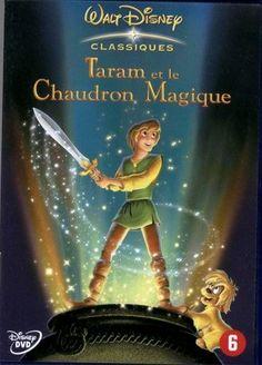 CINÉMA : 1985 sortie de Taram et le chaudron magique - Walt Disney Animation Studios