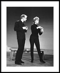 Choreographer Photograph - From Left, Bob Fosse, Gwen Verdon, 1962 by Everett Bob Fosse, Dance Like No One Is Watching, Just Dance, Damn Yankees, Dancing Day, Hooray For Hollywood, Lin Manuel Miranda, Dance The Night Away, Ballet Dancers