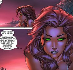 Starfire - Red Hood & The Outlaws