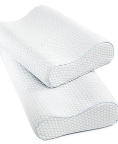 SensorGel Gel Memory Foam Contour Pillows