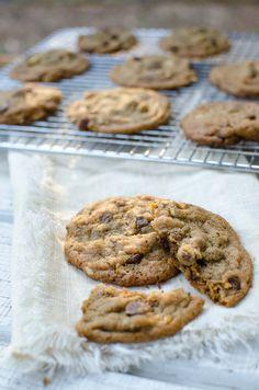 +The Church Cook: Big Bon Chocolate Chip Cookies