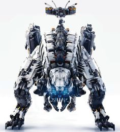 horizon Zero Dawn Thunderjaw - Google Search