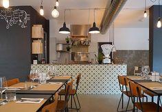 Theresa restaurant Stephanie Thatenhorst Kristina Stockel Munich
