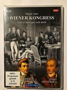 Neues Vom Wiener Kongress DVD    eBay Baseball Cards, Sports, Movie Posters, Movies, Ebay, Hs Sports, Films, Film Poster, Cinema