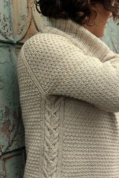Ravelry: Gin and Tonic pullover pattern by Thea Colman