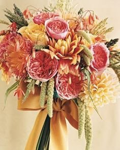 Bouquets - Constance Zahn | Casamentos