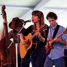 Hurray For The Riff Raff performs at the 2013 Newport Folk Festival.