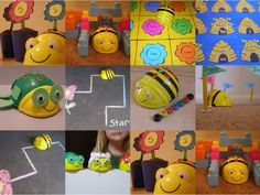 Bee-Bot « ICT for Teaching & Learning in Falkirk Primary Schools Learning Place, Play Based Learning, Always Learning, Parts Of Lesson Plan, Minibeasts Eyfs, Programmable Robot, Robot Programming, Computational Thinking, Robots For Kids