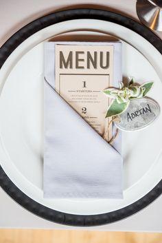 Urban Chic | Industrial Luxe Wedding Ideas | Wedding Decor | Confetti.co.uk