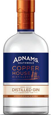 Copper House Distilled Gin 70cl Gin 40% abv    Infused with six botanicals, this is an aromatic gin with classic notes of juniper alongside sweet orange and hibiscus flowers. This creates the perfect G served with lime, ice and tonic.