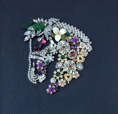 Vintage Jewelry Peacock Framed Wall Art - Google Search