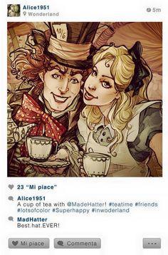 Instagram dei personaggi della #Disney  #Princess #Love #instagood #cute #beautiful