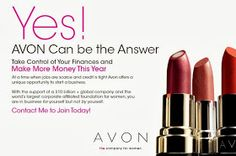 Buy or sell Avon today :)