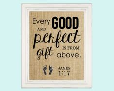 Bible Verses For Baby Shower Card