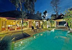 Villa Bali Asri...where I stayed on my honeymoon in Bali. Heaven on earth.