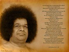 SAI DIVINE INSPIRATIONS: Sai Darshan, Part 3 - 35