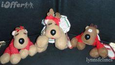 Rodney, Rhonda & Randy Reindeer from Hallmark