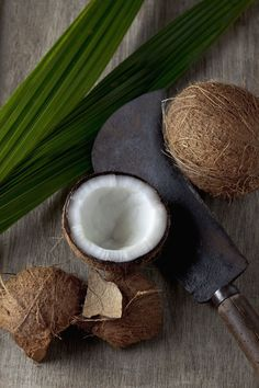 5 Healthy High-Fat Foods: Coconut