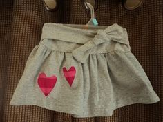 the craftingfiend: a naptime skirt