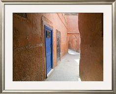 Street in the Souk in the Medina, UNESCO World Heritage Site, Marrakech, Morocco, North Africa Photographic Print by Nico Tondini at Art.com