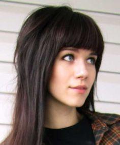 14.Bangs Hairstyle