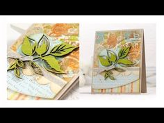 ▶ KaiserCraft card with Shari - YouTube
