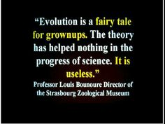 Evolution is a fairy tale for grownups. Science doesn't even support it. So many scientists don't even believe in evolution. Christian Apologetics, In The Beginning God, Intelligent Design, Knowing God, Critical Thinking, Thought Provoking, Religion, Wisdom, Faith