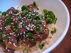Korean short ribs - gonna try this recipe this week with the pressure cooker.