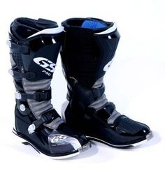 BMW Genuine Motorcycle Rallye GS Pro boots $399