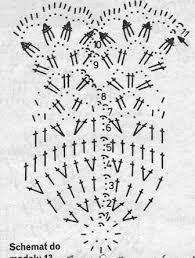 Szydełkowe dzwonki/ Crochet bells - Her Crochet Crochet Tree, Crochet Ball, Crochet Dollies, Crochet Angels, Thread Crochet, Crochet Christmas Decorations, Christmas Crochet Patterns, Holiday Crochet, Crochet Motifs