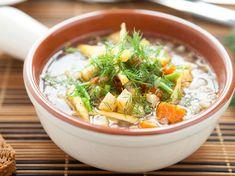 Détox : Bolée de réglisse aux légumes d'hiver - Recettes