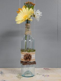Hey, I found this really awesome Etsy listing at https://www.etsy.com/listing/520841799/decorative-wine-bottle-centerpiece