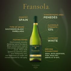 #Wine #Fransola