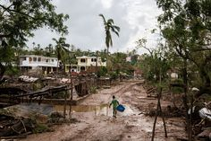 As the Category 4 storm barrels north across the Caribbean, photographs show the destruction in its wake.  http://evememorial.org/index.html