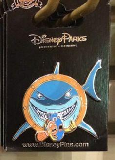 Finding Nemo Bruce Pin