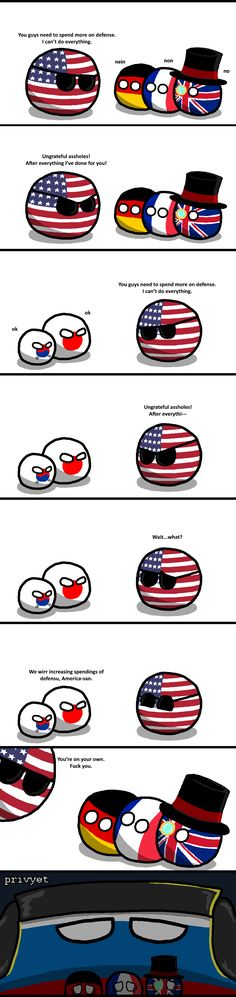 Is Polandball still a thing?  // funny pictures - funny photos - funny images - funny pics - funny quotes - #lol #humor #funnypictures