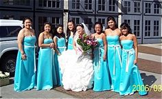 tiffany blue wedding -