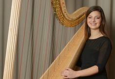 Arianna Rossi - Harfenist - Lausanne & Montreux (Switzerland)