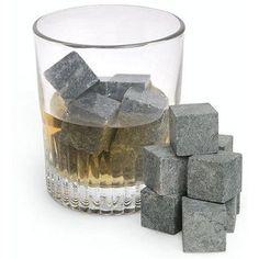 Whiskey Ice Cube Stones - Givetu
