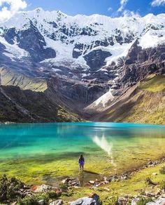 Humantay Lake Peru | Jacob Moon Say Yes To Adventure