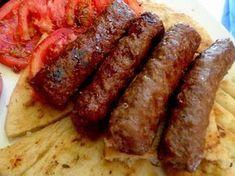 Greek Recipes, Meat Recipes, Cooking Recipes, Food Network Recipes, Food Processor Recipes, Cyprus Food, Minced Meat Recipe, Greek Cooking, Greek Dishes