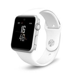 49.00$  Buy now - http://alimju.shopchina.info/go.php?t=32741398283 - ZAOYIEXPORT Relogio Bluetooth Smart Watch DM09 Support SIM Card Digital Smartwatch for IOS Android Xiaomi  Huawei PK DZ09 GT08  #buyininternet
