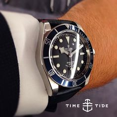 Buckle up for Tudor onslaught; only three pieces released. All right on and with unchanged price points. In the metal the blue black bay has a crisp icy demeanor compared to the red and gold. Ice cold