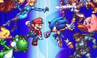 ¡Juega a Super Smash Flash 2 en Juegos.com - ¡Prepárate para batallas épicas! ¡Con 28 personajes clásicos para elegir, las posibilidades son infinitas!