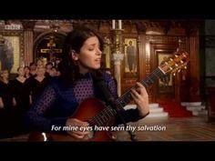Katie Melua with Gori Women's Choir - All-Night Vigil - Nunc Dimittis Katie Melua, Choir, Album, Night, Music, Youtube, Inspiration, Musica, Biblical Inspiration