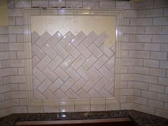 Subway Tile Backsplash Pictures. U Bahn Fliese ...
