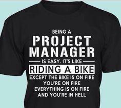 Being a Project Manager